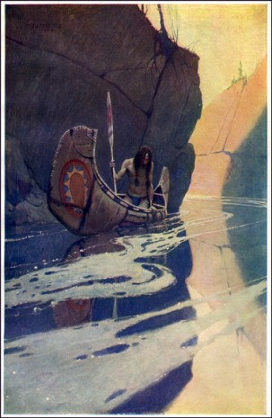 ncwyeth_indianinhissolitude